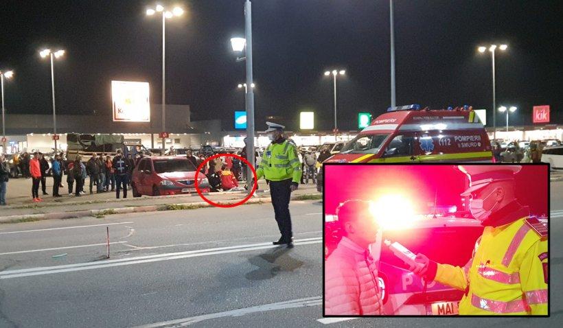 Accident înfiorător în Mioveni. Un copil de 12 ani a fost spulberat pe trecerea de pietoni de un şofer cu BMW