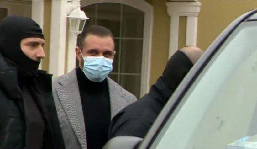 Alex Bodi, arestat pentru 30 de zile în dosarul de trafic de persoane și proxenetism