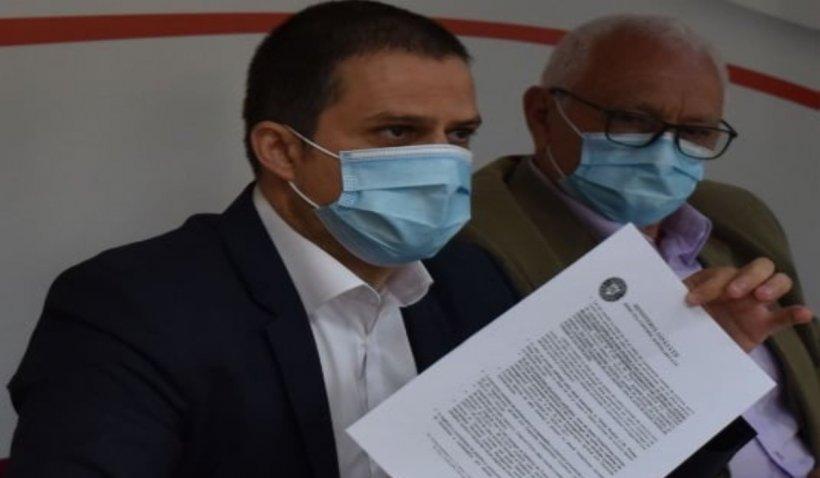 """Bogdan Trif, PSD Sibiu: """"Dormiți bine, doamna Turcan?"""""""