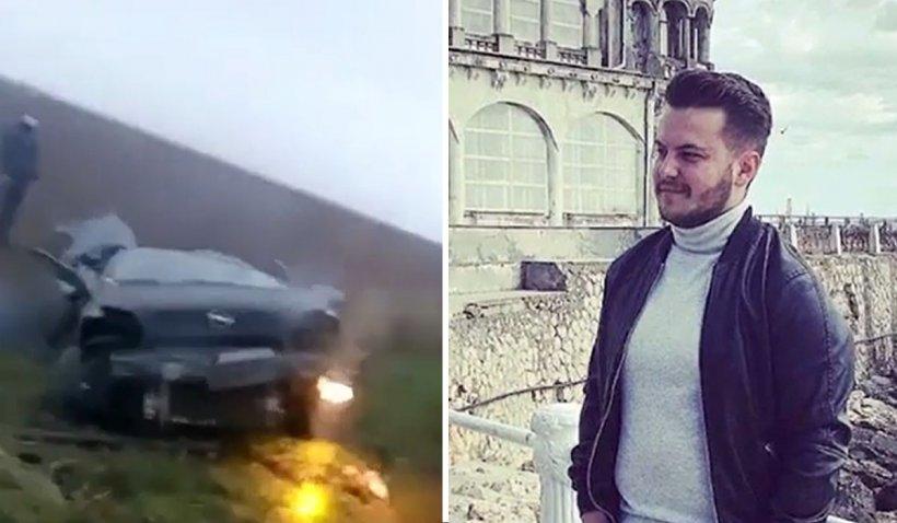 Doi tineri şi-au pierdut viaţa într-un accident pe DN 1A, judeţul Prahova