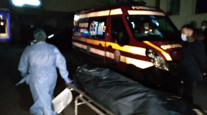 10 persoane au murit în incendiul de la ATI COVID. Ministrul Sănătății merge la Piatra Neamț