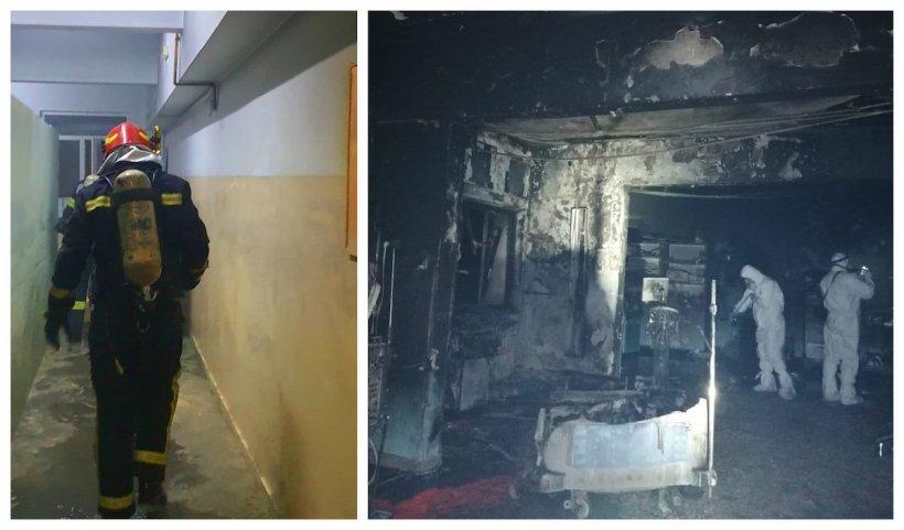 Lucrări făcute haotic la Spitalul din Neamț! Imagini noi demonstrează că unitatea medicală era o bombă cu ceas