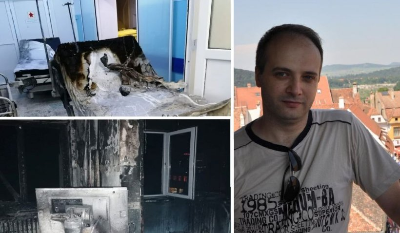 """Medicul-erou, Cătălin Denciu, i-a spus în avion lui Tătaru ce s-a întâmplat la ATI în Neamț: """"Am încercat să salvez ce se mai putea"""""""