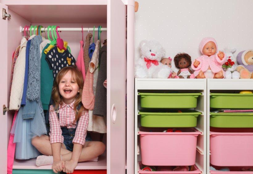 Cum să îți înveți copilul să fie mai organizat și mai ordonat