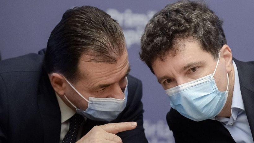 Orban şi Nicuşor Dan, controale în spitalele din Capitală: ''Nu am găsit nereguli!''