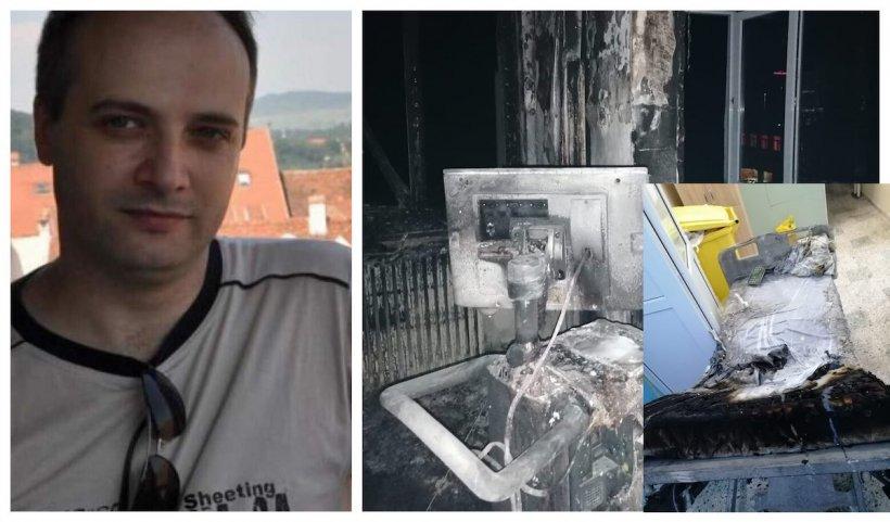 Medicul erou rănit în secţia ATI Piatra Neamţ a primit titlul de Cetăţean de Onoare al oraşului