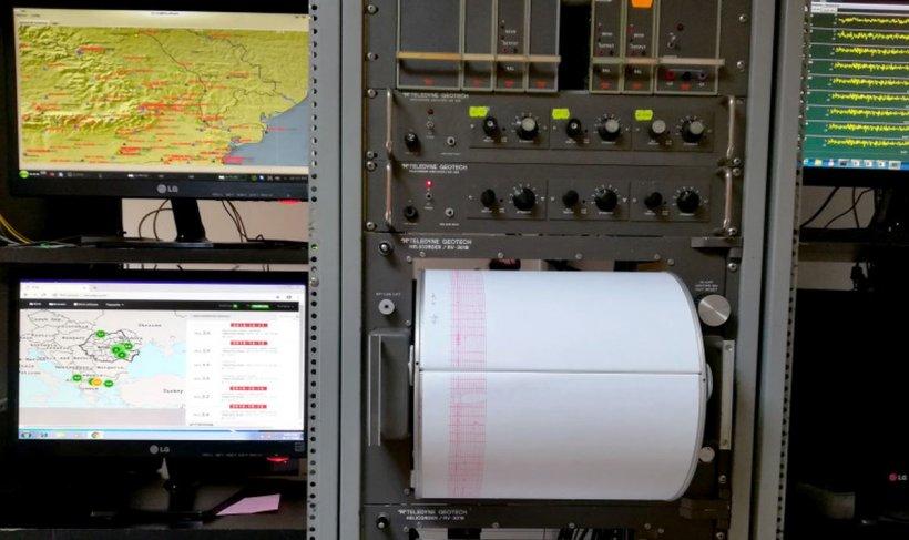 Cutremur în România azi-noapte! Zona seismică Vrancea, lovită de un nou seism