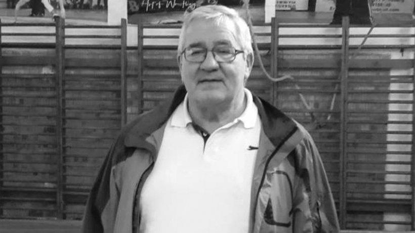 Mircea Cotavariu, condus pe ultimul drum. Cunoscutul antrenor de lupte din Piatra Neamţ, decedat în urma incendiului de la ATI