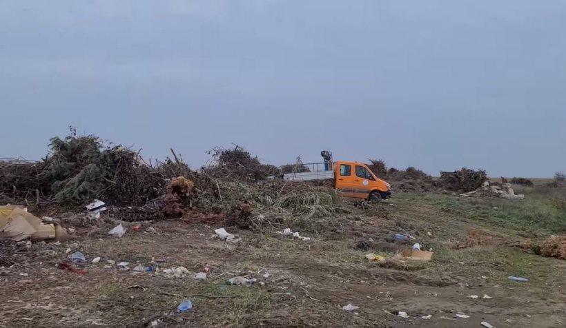 Poluare masivă la Corbeanca, se cere intervenţia autorităţilor. Alex Găvan: Inima României e extrem extrem de bolnavă (Video)