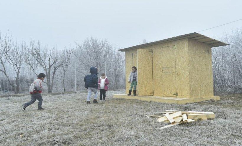 1 din 4 români nu au toaletă în casă. România, din nou la coada Europei la capitolul civilizație