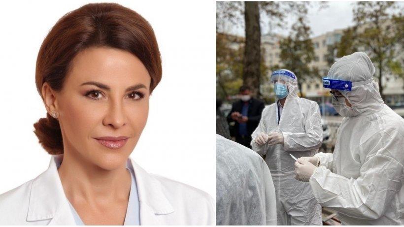 Dr. Adina Alberts, despre campania de testare gratuită din Slobozia: ''Rezultatele au fost gata în 10 minute!''