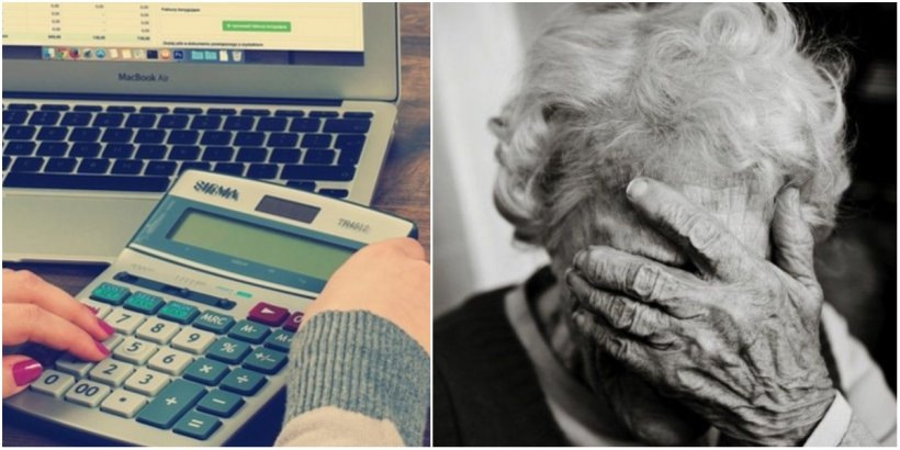 Noul calendar al creşterii punctului de pensie. Pensionarii pierd sute de lei pe lună