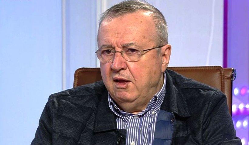 Ion Cristoiu: Dintotdeauna presa s-a preocupat de muieruștile din showbiz, care au pulpe, dar nu talent