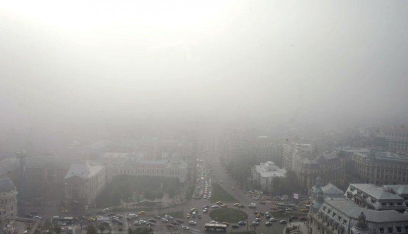 Prognoza METEO 26 noiembrie. Atenționare ANM! Cod galben de ceaţă în 6 județe din țară!