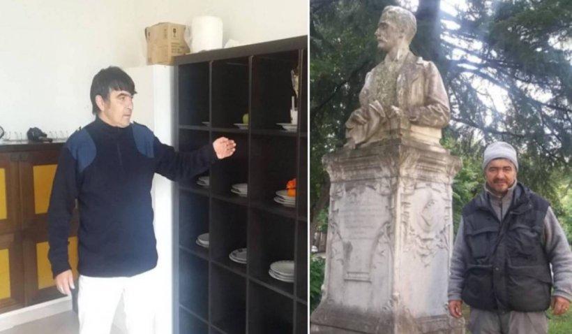 Un român care trăia pe străzi în Italia i-a impresionat pe localnici şi a primit o locuinţă de la autorităţi. Gestul făcut de Valentin