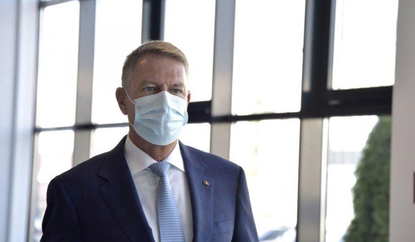 Iohannis, despre cele 10 zile de negocieri pentru premier: Nu e grabă, să avem puţină răbdare, să nu repetăm greşeli din trecut