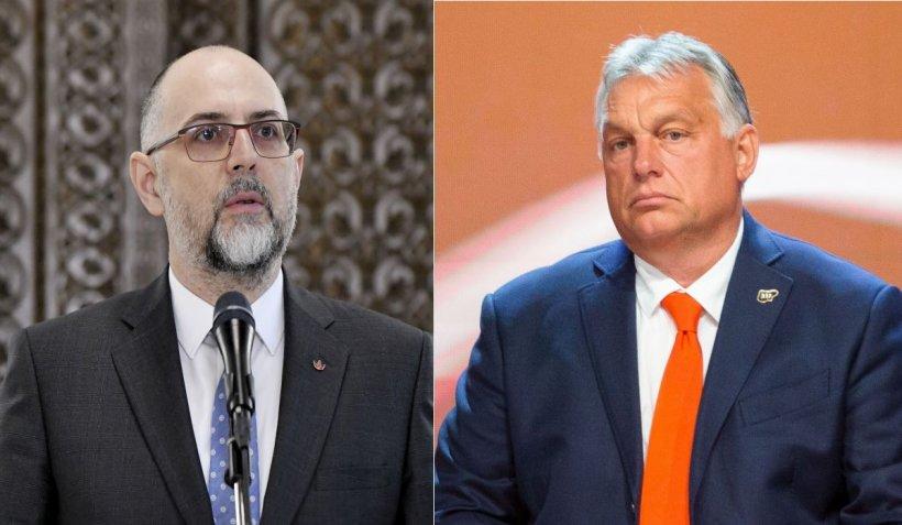 După negocierile din coaliţie, liderul UDMR Kelemen Hunor s-a dus la Budapesta să discute cu premierul maghiar Viktor Orban