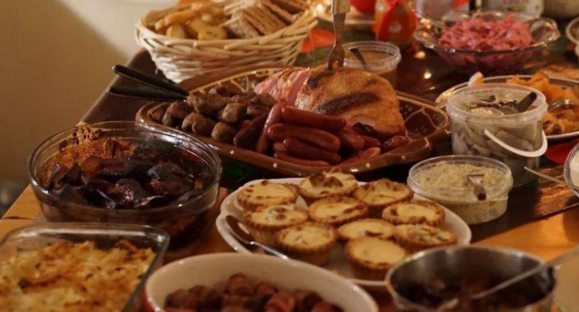De ce mâncăm mai mult de sărbători. Aceasta este prima și cea mai mare greșeală care se face întotdeauna!