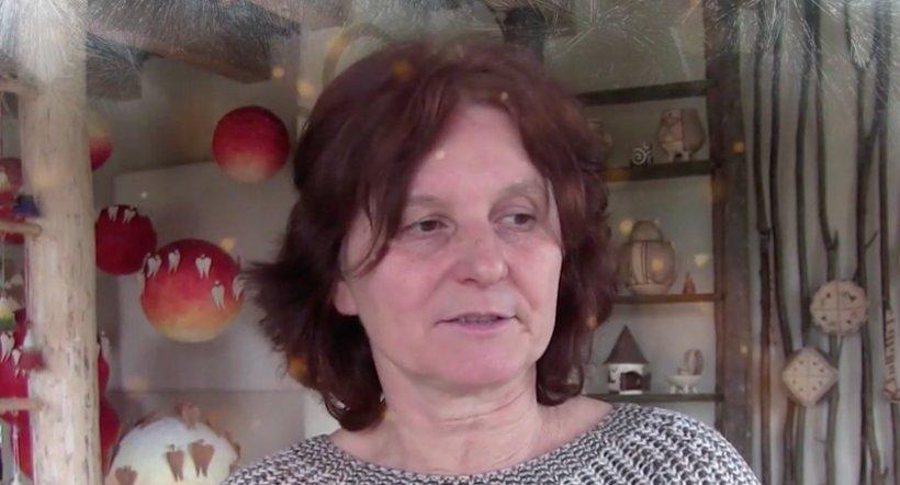 Ionela Mihuleac, artista care promovează valorile românești