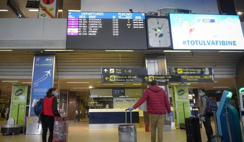 Românii pot călători din nou în UK! Se reiau zborurile spre și dinspre Marea Britanie