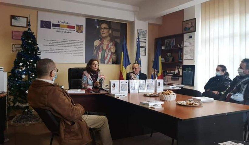 """Europarlamentarul Maria Grapini, lansare de carte: """"Un destin comun, Europa şi România"""""""