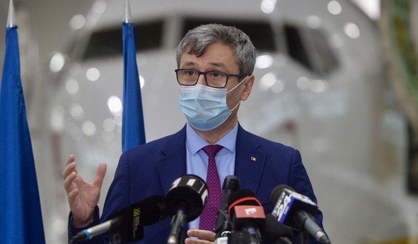Virgil Popescu: Întreruperea energiei electrice din zona de nord-vest a României a fost cauzată de un incident produs la rețeaua electrică europeană