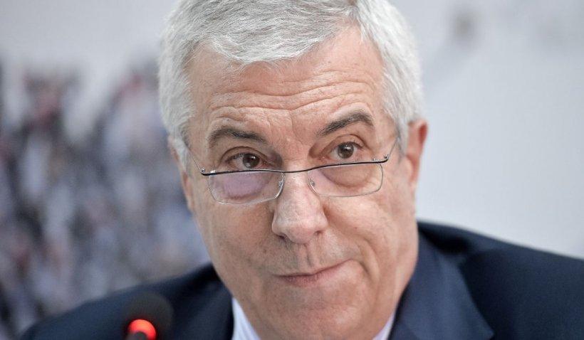 Călin Popescu-Tăriceanu, acuzat de luare de mită. Este vorba despre 800.000 USD. Primele declarații ale fostului premier