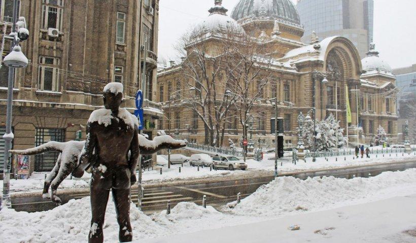 Prognoza meteo 11 ianuarie - 8 februarie 2021. Prea frig pentru această dată. ANM anunţă de când se va mai încălzi vremea