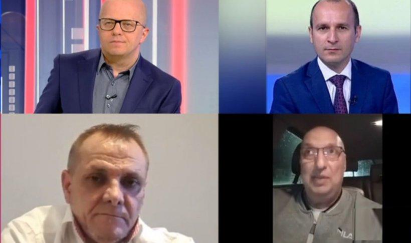 Patru români, în capcana Jaful secolului. Mărturiile lor, după ce au stat în închisoare pe nedrept, acuzaţi de furtul de 50 de milioane de lire sterline