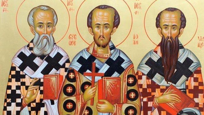 Sfinții Trei Ierarhi. Rugăciunea care se rostește astăzi pentru ajutor și spor în toate