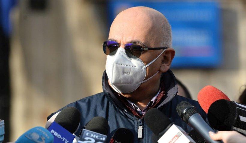 Raed Arafat, atenţionare în prima zi de şcoală: Posibil să apară o creştere a cazurilor COVID