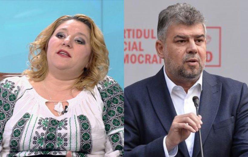 Diana Șoșoacă în PSD? Cum justifică senatoarea alegerea pe care o face