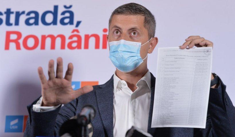 Dan Barna: Premierul nu poate remania miniştri USR-PLUS, fără acordul nostru. În caz contrar, se va destrăma coalița
