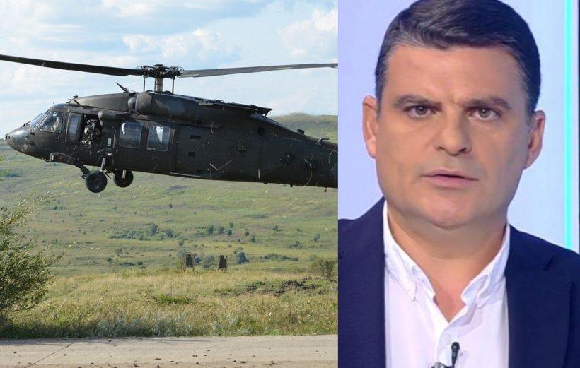 """Radu Tudor: """"Este cea mai serioasă concretizare a parteneriatului strategic dintre România și SUA"""""""
