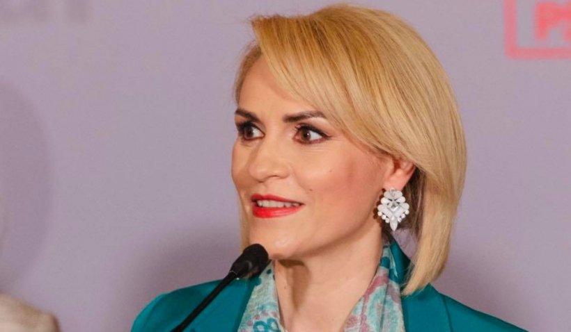 """Gabriela Firea a prezentat amendamentul la buget pentru dublarea alocațiilor: """"Împreună am face o reparație"""""""
