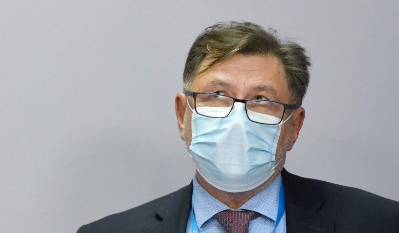 """Medicul Alexandru Rafila anunță când trebuie să ne așteptăm la al treilea val: """"Suntem pe o tendință de creștere!"""""""