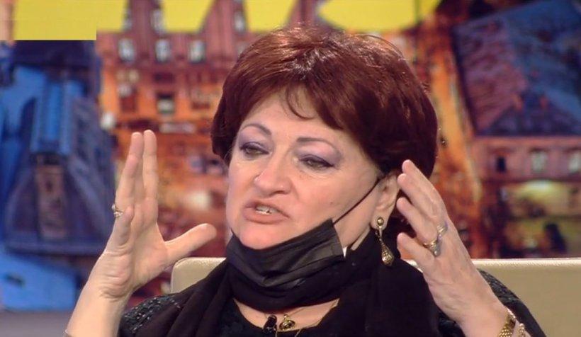 """Monica Pop, adevărul despre masca de protecție: """"Cu multe din ale """"decidenților"""" nu sunt de acord..."""""""