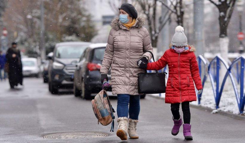 Bilanţ COVID-19 în România, 27 februarie 2021. Peste 3.400 de noi cazuri de infectare cu coronavirus