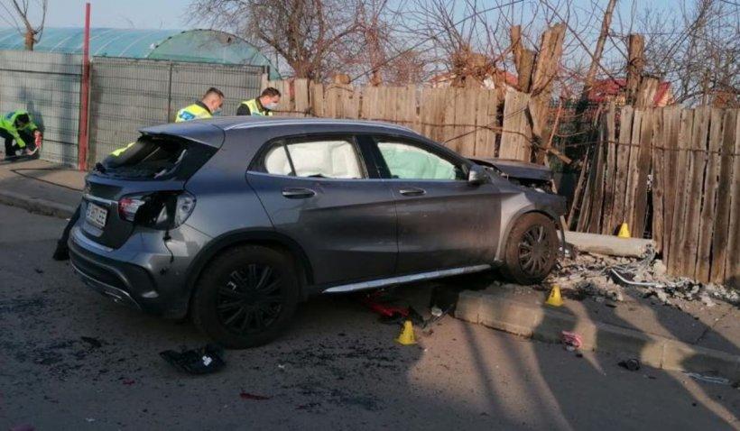 Două fete au murit spulberate pe trotuar de o maşină, în cartierul Andronache din Bucureşti