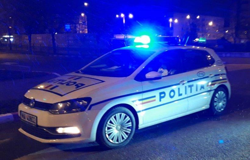Accident grav în Dolj. Doi oameni au murit după ce un autoturism a intrat într-o căruţă