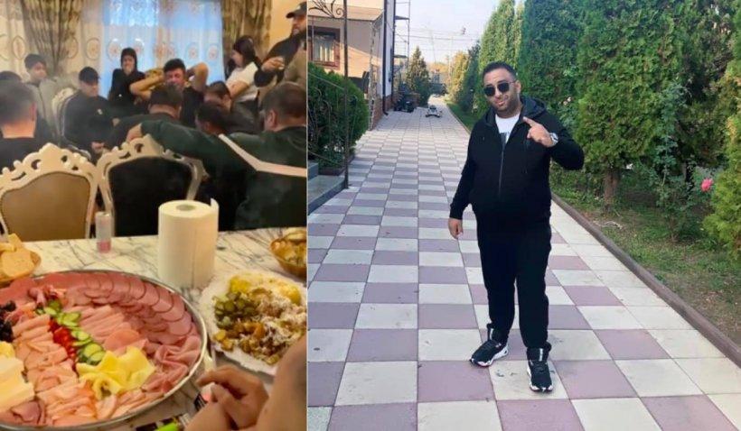 Concert Florin Salam și Adi Minune în memoria lui Emi Pian: Polițiștii au spart petrecerea și au împărțit amenzi