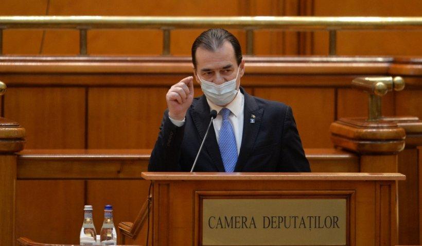 Ludovic Orban nu mai susține suplimentarea călătoriilor gratuite pentru studenți, amendament depus chiar de PNL