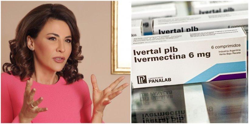Adina Alberts: ''Semnați petiția pentru avizarea Ivermectinei în România''