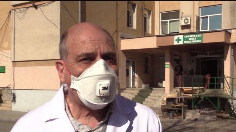 Avertismentul medicului Virgil Musta despre noua tulpină britanică de coronavirus