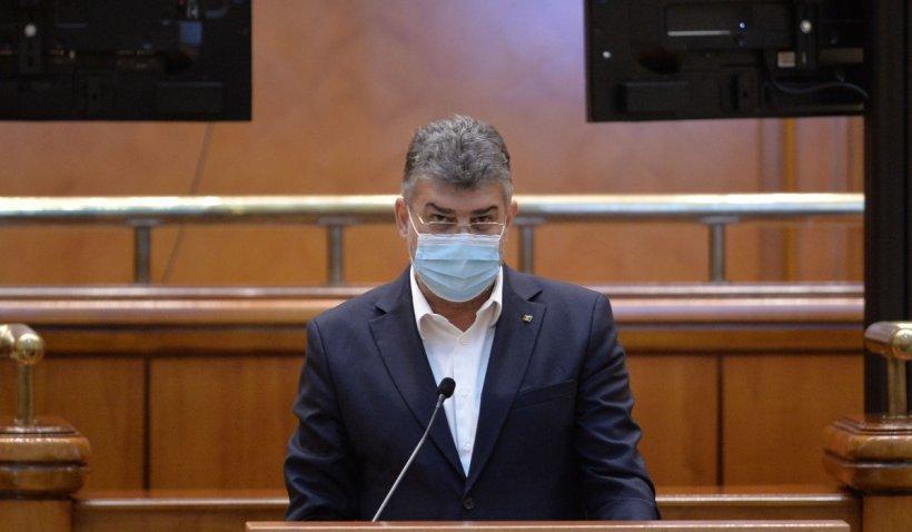 """Marcel Ciolacu, replică dură pentru Cîţu: """"Vii şi jigneşti şi încerci prin ţipete să acoperi de fapt acest buget al austerităţii"""""""