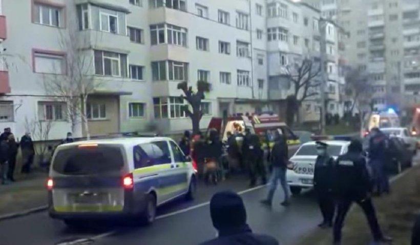 Declarațiile martorilor de la tragedia din Onești. Ce a cerut atacatorul timp de 5 ore