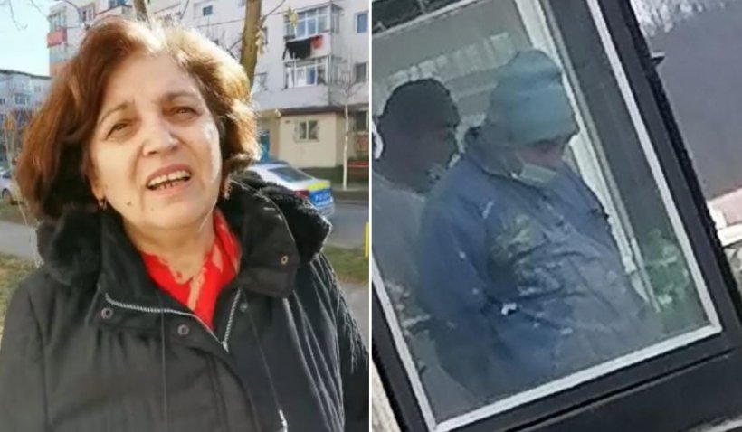 """Vecina criminalului Gheorghe Moroşan: """"Unul dintre ostatici era foarte supărat, stătea cu capul în jos"""""""