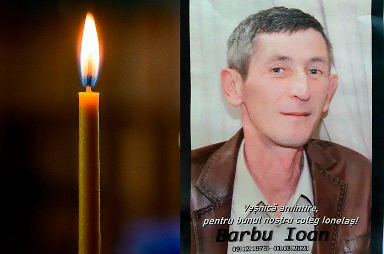 Fratele cunoscutului medic, Letiția Barbu, mort imediat după vaccinare