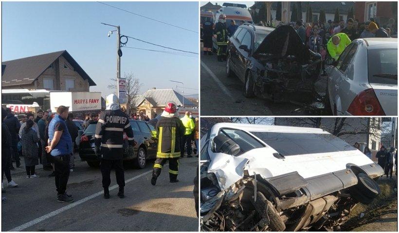 Nereguli mari în cazul microbuzului școlar accidentat în județul Suceava
