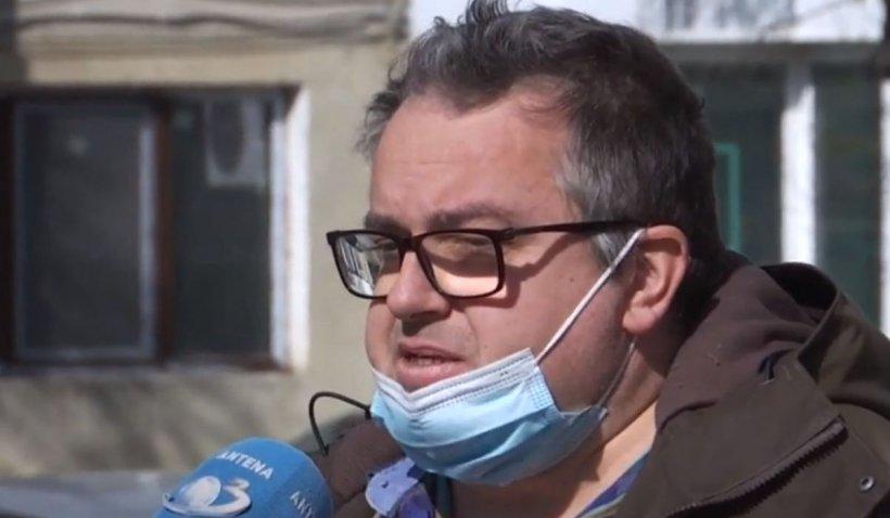 """Operatorul care a filmat totul la Oneşti, declaraţii exclusive: """"Când am ajuns eu a început măcelul"""""""